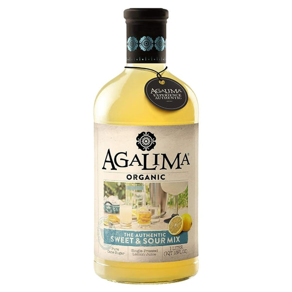AGALIMA  ORGANIC SWEET & SOUR MIX 1 L
