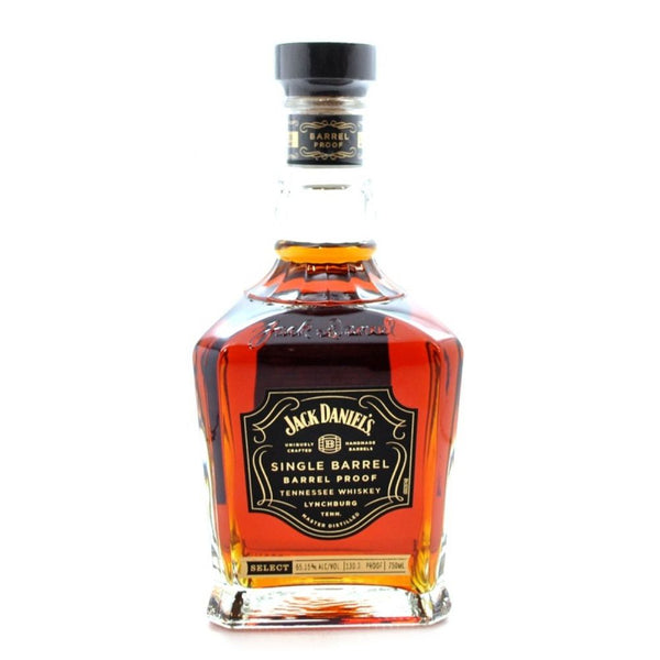 JACK DANIEL'S SINGLE BARREL BP 375ml