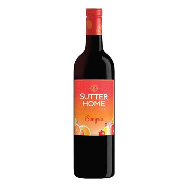 SUTTER HOME SANGRIA 750ml