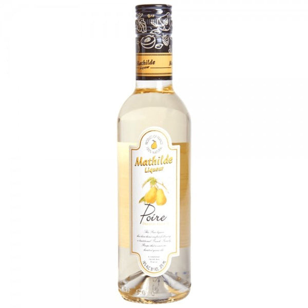MATHILDE POIRE LIQEUR18@ 375mL