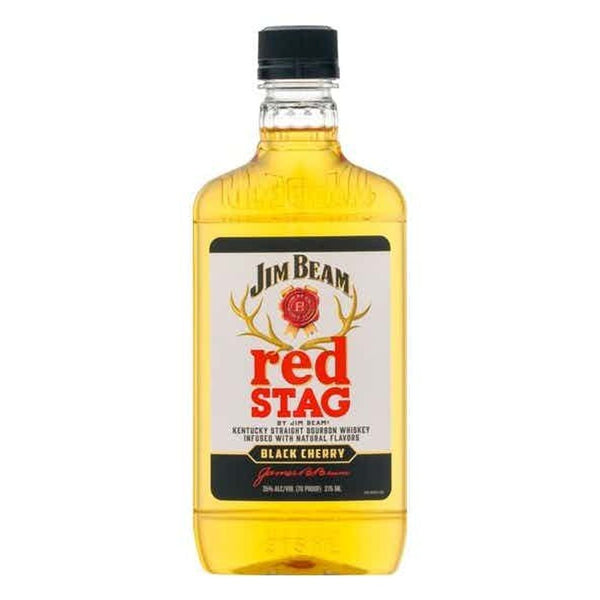 JIM BEAM RED STAG BLK CHRY 200ml