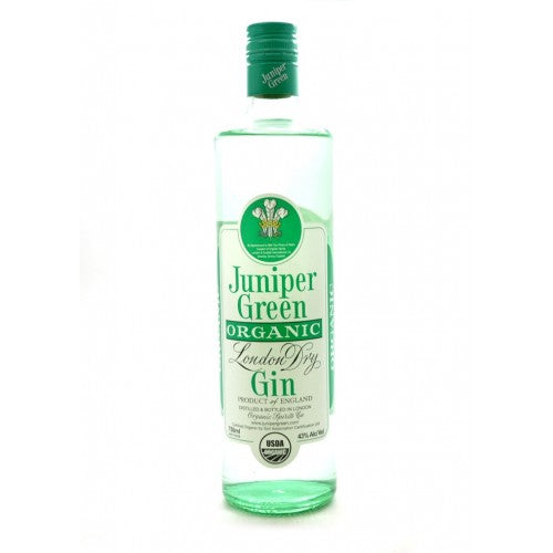 JUNIPER GREEN ORGANIC 750ml