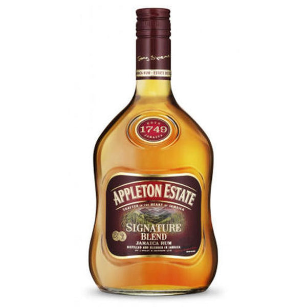 APPLETON/WRAY WHITE RUM 750ml