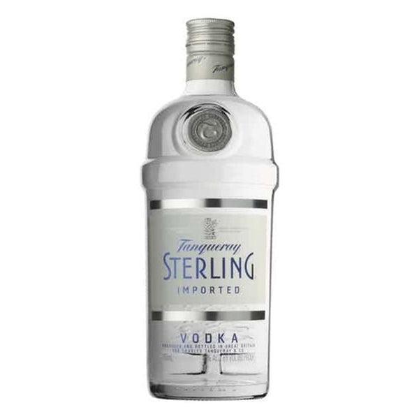 TANQUERAY STERLING VODKA 1 L