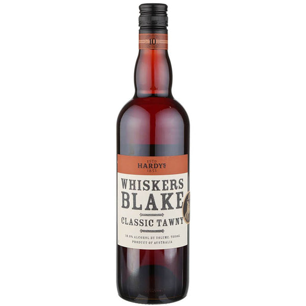 HARDY'S 'WHISKERS BLAKE' PORT 750ml