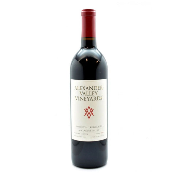 ALEXANDER VALLEY VINEYARDS RED BLEND 750ml