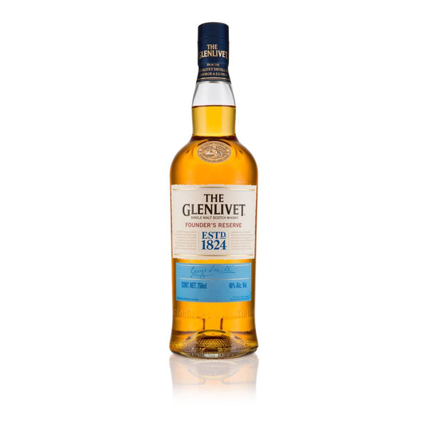 GLENLIVET FOUNDER'S RESERVE 750ml