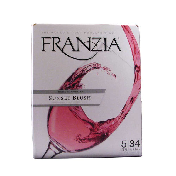 FRANZIA BLUSH BOX 5 L