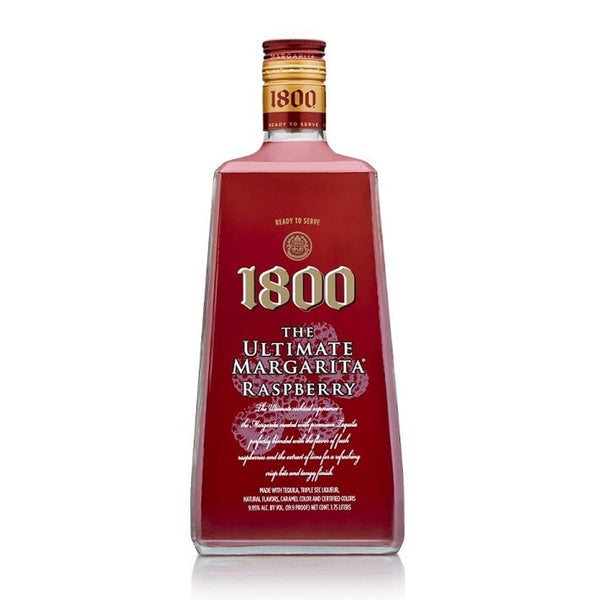 1800 ULTIMATE RASPBERRY 1.75mL 1.75L
