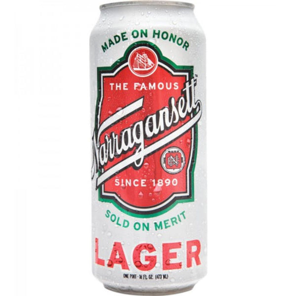 NARRAGANSETT BEER 16 OZ CAN 6 PK 16oz6pk