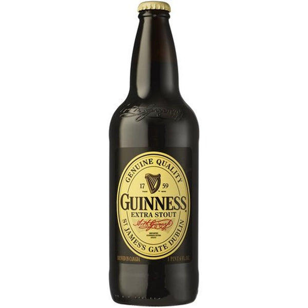GUINNESS STOUT 22 OUNCE 22-25ozLoose