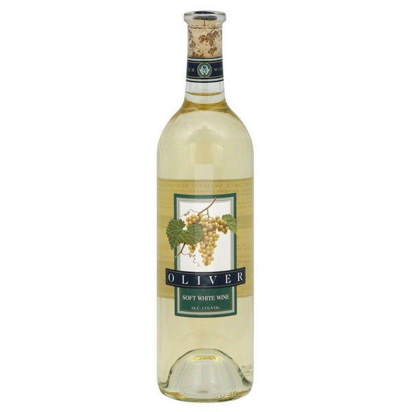 OLIVER WINERY SOFT WHITE 750ml