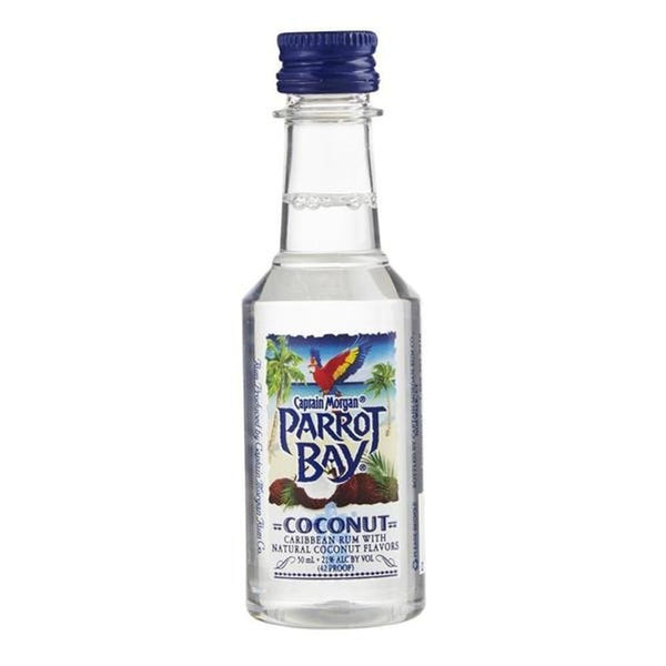 PARROT BAY COCONUT RUM 50 ml