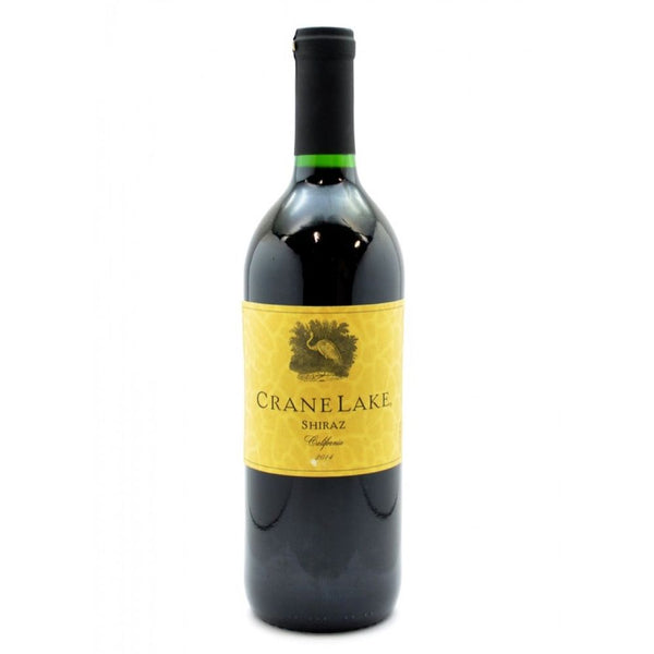 CRANE LAKE SHIRAZ 750ml