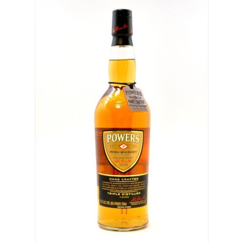 JOHN POWERS IRISH WHISKEY 80@ 750ml