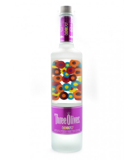 THREE OLIVES LOOPY 750ml