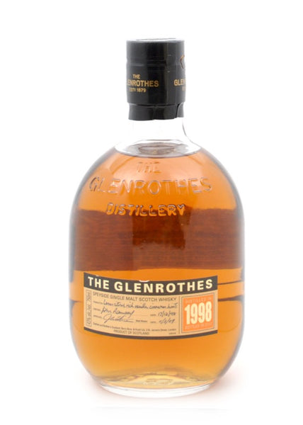 GLENROTHES SCOTCH 1998 750ml