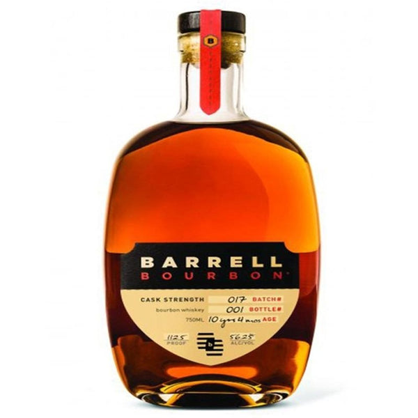 BARRELL BOURBON BATCH 17 750ml