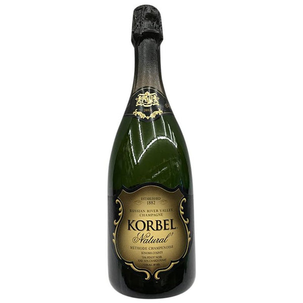 KORBEL NATURAL METHODE CHAMPENOISE 750ml
