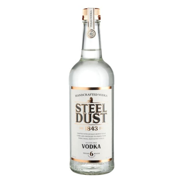STEEL DUST HANDCRAFTED VODKA 750mL