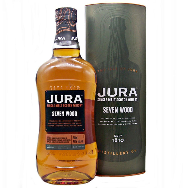 ISLE OF JURA SEVEN WOOD 750ml