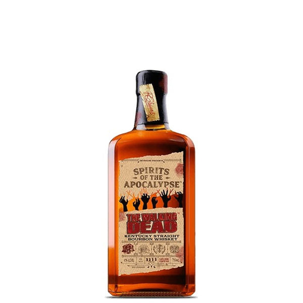 SPIRITS OF THE APOCALYPSE THE WALKING DEAD BBN 750ml