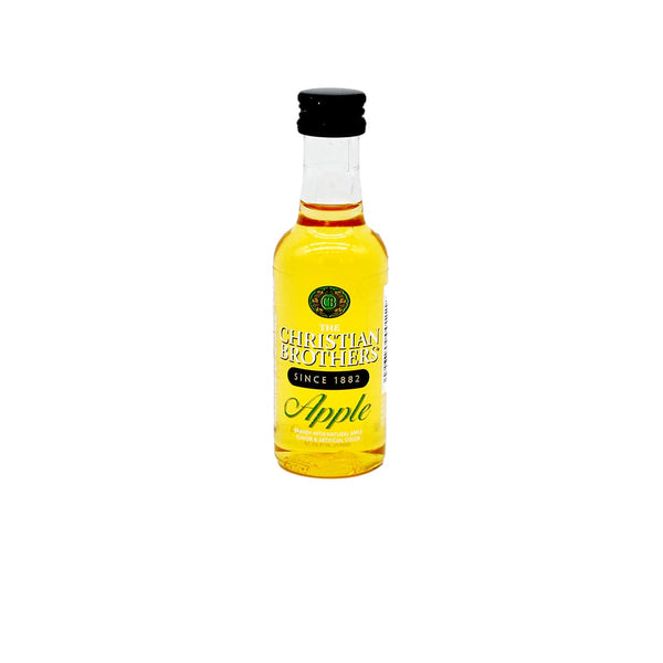 C BROTHERS APPLE BRANDY 50mL
