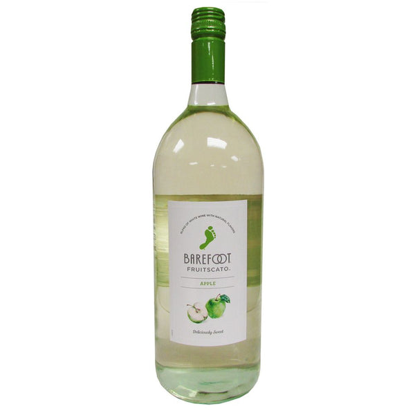 BAREFOOT FRUITSCATO APPLE 750mL