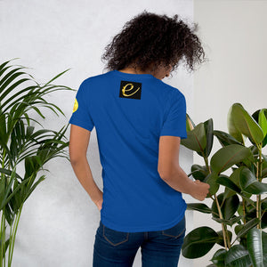 Familiarity Short-Sleeve Unisex T-Shirt