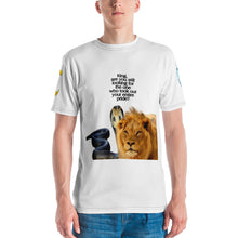 Load image into Gallery viewer, Wisdom over Control Men's T-shirt