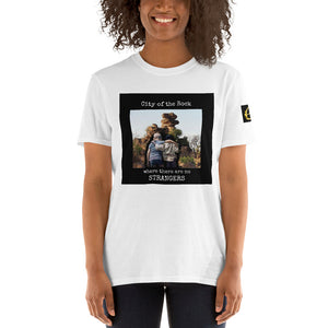 No strangers Short-Sleeve Unisex T-Shirt