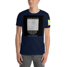 Load image into Gallery viewer, Ask Short-Sleeve Unisex T-Shirt