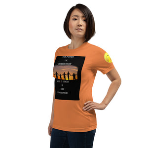Connection Power Short-Sleeve Unisex T-Shirt