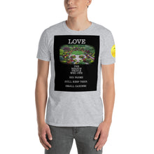 Load image into Gallery viewer, Love and Garden Short-Sleeve Unisex T-Shirt