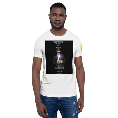 Compensation Short-Sleeve Unisex T-Shirt