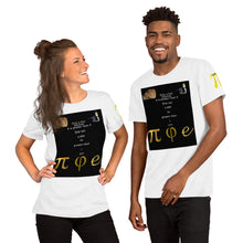 Load image into Gallery viewer, 3 better than 2 Short-Sleeve Unisex T-Shirt