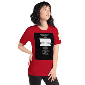 What secretary Short-Sleeve Unisex T-Shirt