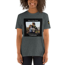 Load image into Gallery viewer, No strangers Short-Sleeve Unisex T-Shirt