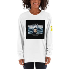 Load image into Gallery viewer, Peace Long sleeve t-shirt