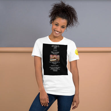 Deep Law Short-Sleeve Unisex T-Shirt
