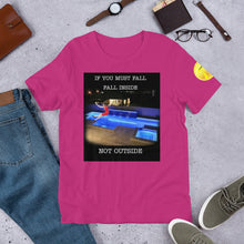 Load image into Gallery viewer, Fall Inside Short-Sleeve Unisex T-Shirt
