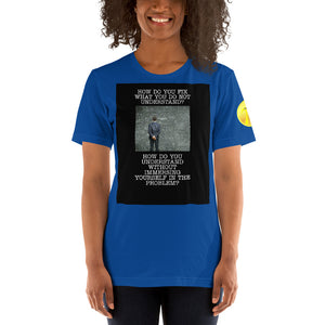 How without immersionShort-Sleeve Unisex T-Shirt