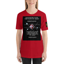 Load image into Gallery viewer, Path of least Resistance Short-Sleeve Unisex T-Shirt