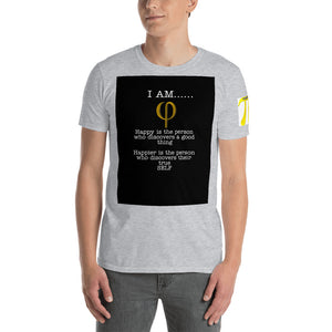 Self Discovery Short-Sleeve Unisex T-Shirt