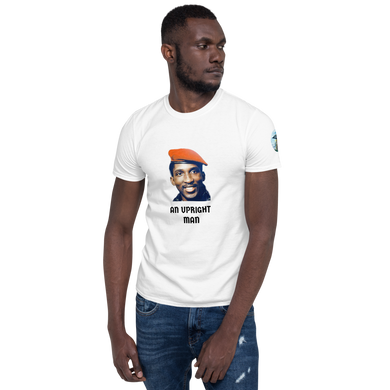 UPRIGHT MAN T SHIRT