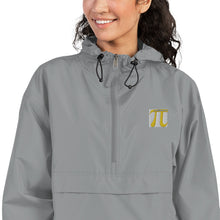 Load image into Gallery viewer, Pie Truth Embroidered Champion Packable Jacket