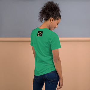 Stop Short-Sleeve Unisex T-Shirt