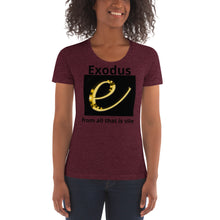 Load image into Gallery viewer, Exodus Women's Crew Neck T-shirt
