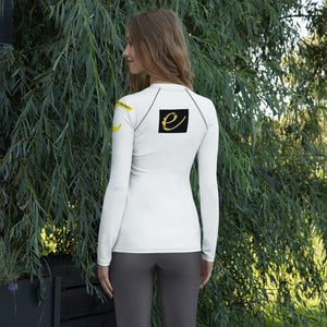 Fully Paid Women's Rash Guard