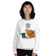 Load image into Gallery viewer, Who gave the order Sweatshirt